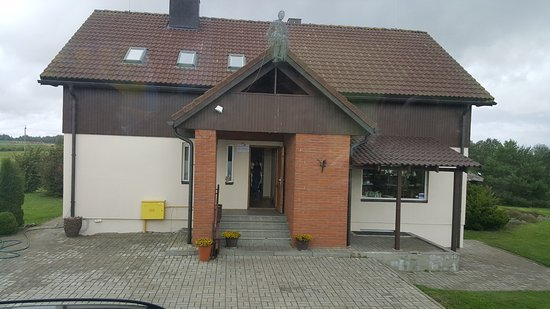 Siauliai County, Lithuania: El restaurante Angelu