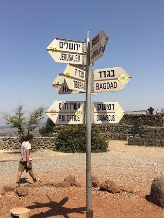 Merom Golan: Coffee Annan