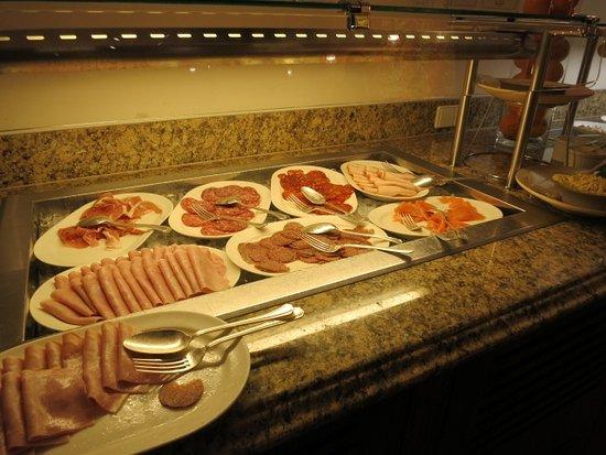 Breakfast Cold Cut Picture Of Esplanade Zagreb Hotel Tripadvisor
