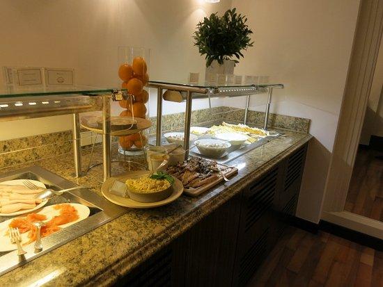 Breakfast Picture Of Esplanade Zagreb Hotel Tripadvisor