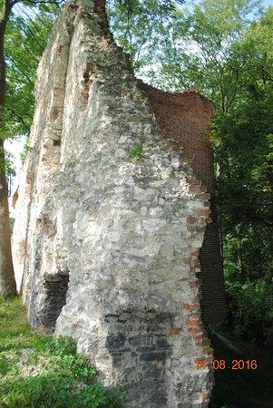 Lublin Province, Polonia: Ruiny,Krupe