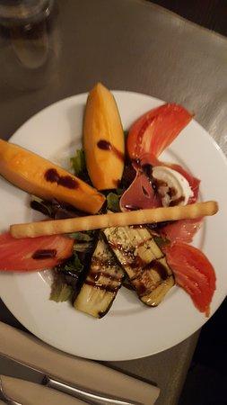 Cavalaire-Sur-Mer, Frankrig: Salade fraicheur