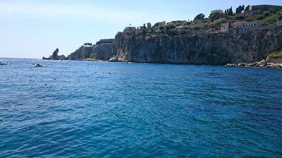 Giardini-Naxos, Italien: Escursioni in Barca con Daniele e Salvo