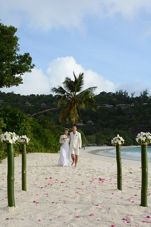 Four Seasons Resort Seychelles: Wedding