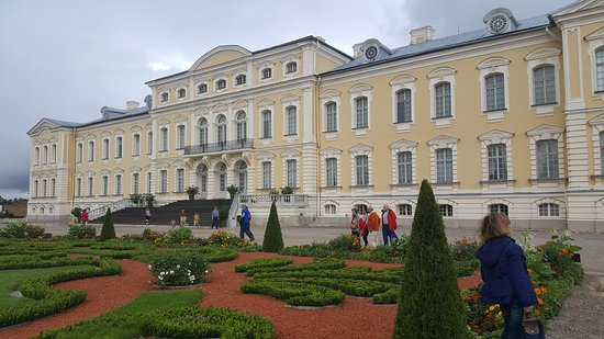 Day Trip to Rundale Palace
