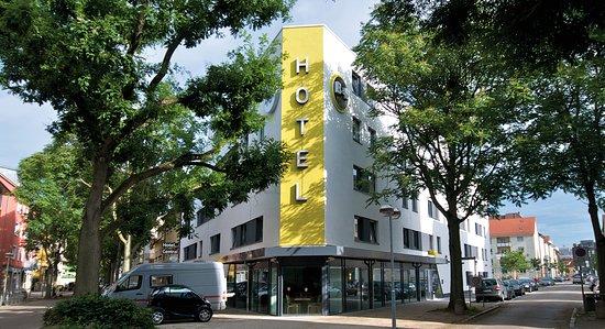 B&B Hotel Heilbronn: Außenansicht