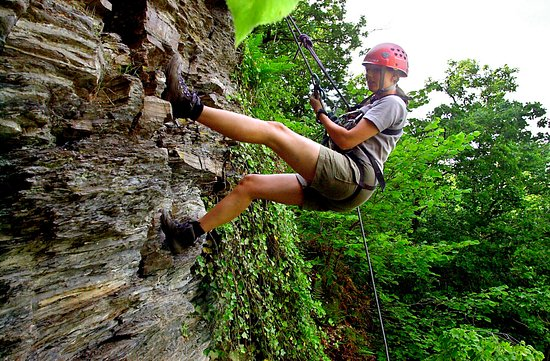 BrandSport Adventure : Rock Climbing