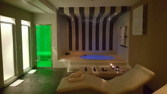 Aressana Spa Hotel and Suites: SPA