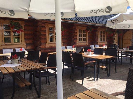 Stronie Slaskie, Πολωνία: Restauracja Puchaczowka