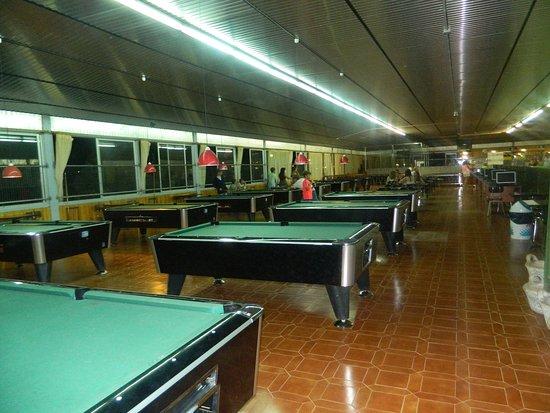 Camping Kings : Salle De Jeux
