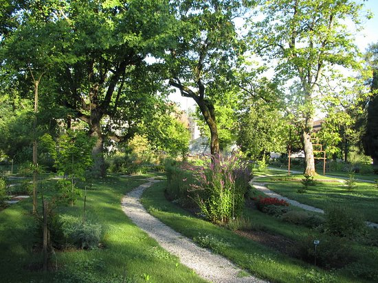Jardin botanique de l'Université de Fribourg