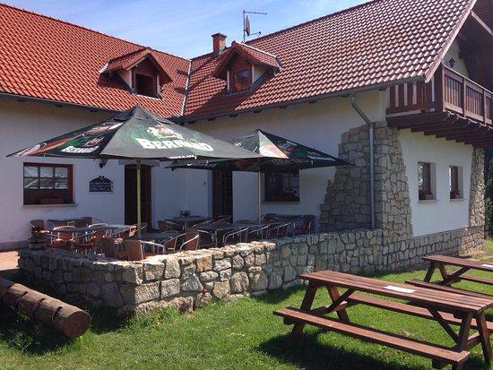 Penzion Restaurace Na Vyhledech