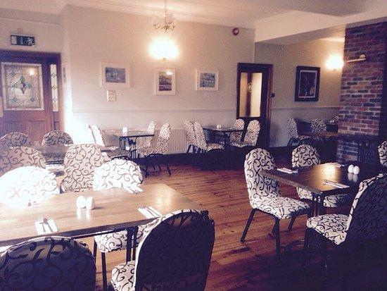 Quigley's Point, Ierland: Restaurant