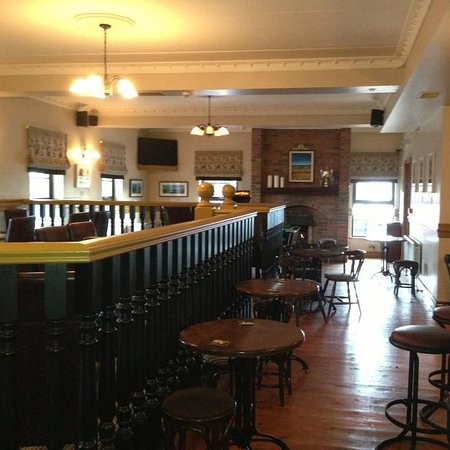 Quigley's Point, Ierland: Bar