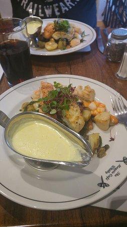 Magpie Cafe: 20160819_190804_large.jpg