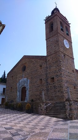 Almonaster La Real, İspanya: Iglesia de San Martin