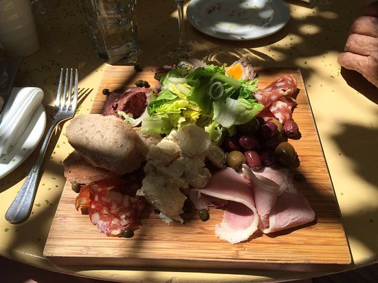 Moreson: homemade charcuterie