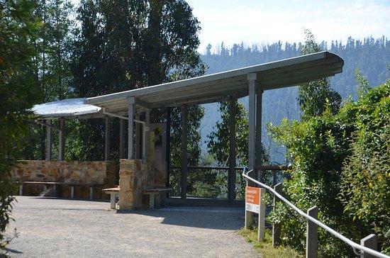 Marysville, ออสเตรเลีย: Viewpoint neat the carpark