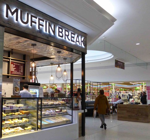 Muffin Break West Lakes