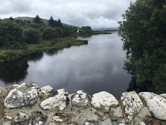 Oughterard, Irlanda: Quiet Man Bridge