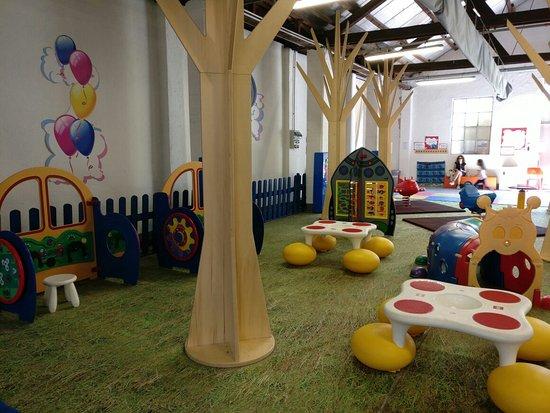 Volandia Parco e Museo del Volo Malpensa: Area bambini