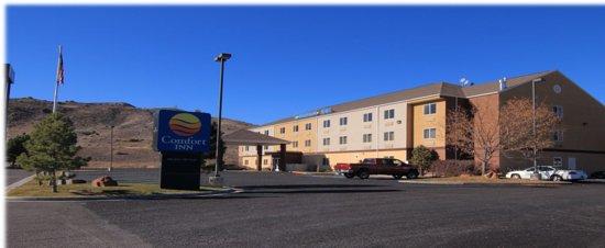 Richfield, UT: Hotel