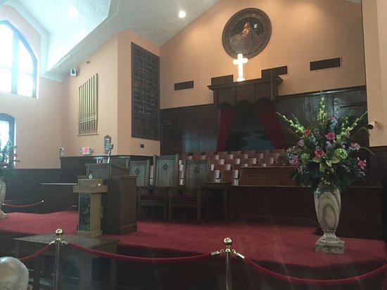 Ebenezer Baptist Church of Atlanta: photo4.jpg