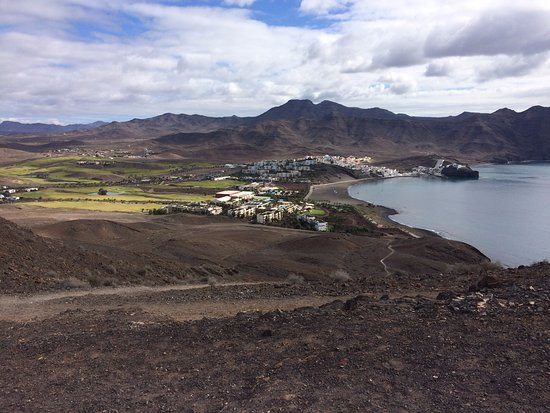 Tuineje, İspanya: Anlagenübersicht vom ersten Hügel
