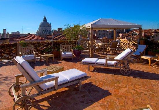 Hotel Saturnia & International Terrace