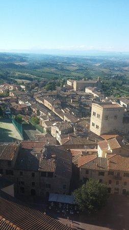 Palazzo Pubblico e Torre Grossa: Vista