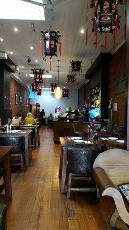 Richmond, Australia: Restaurant