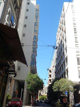 Astor Hotel Athens: Eccellente hotel!!!