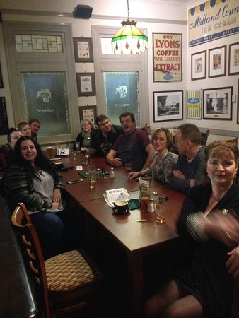 Guildford, Australia: Dave's surprise birthday at the Woody