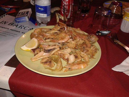 Calambrone, อิตาลี: In Barca
