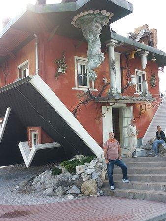 Schwaz, Austria: Casa aRovescio