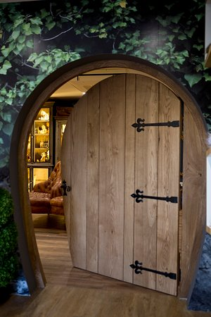 Launceston, UK: What's inside the magical door?