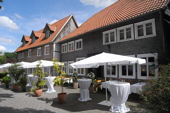 Herzebrock, Alemania: Außengastronomie