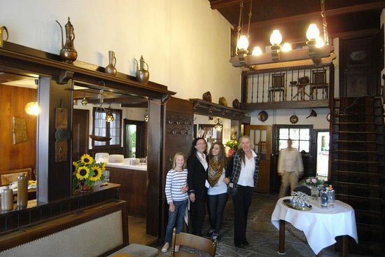 Herzebrock, Alemania: Das Team vom Cafe Großkopff
