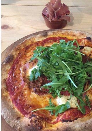 Sundsvall, Svezia: Pizza