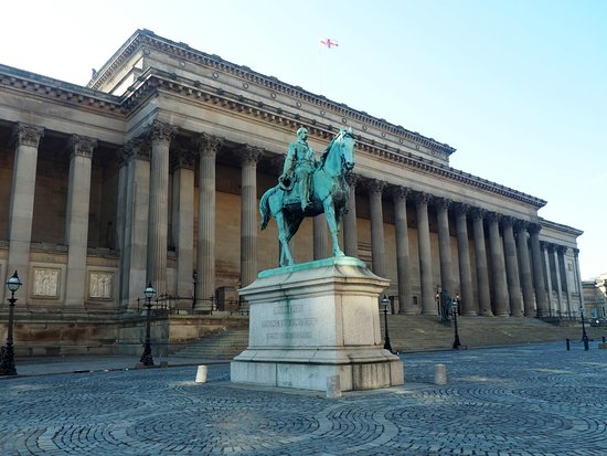 St. George's Hall: Amazing Gallery!