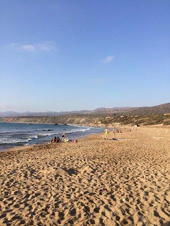 Paphos District, Cyprus: Lara Beach