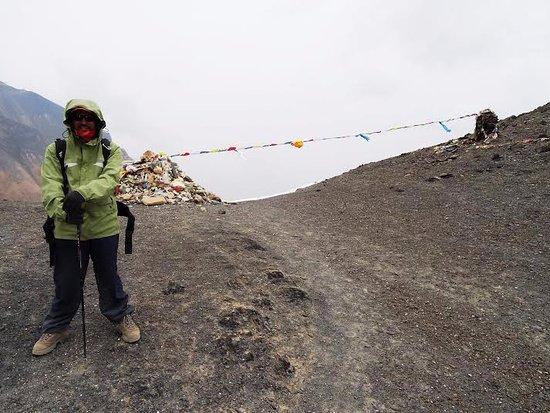 Dolpo, Nepál: Niwar La