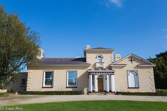 Longford, Australie : The Main House!