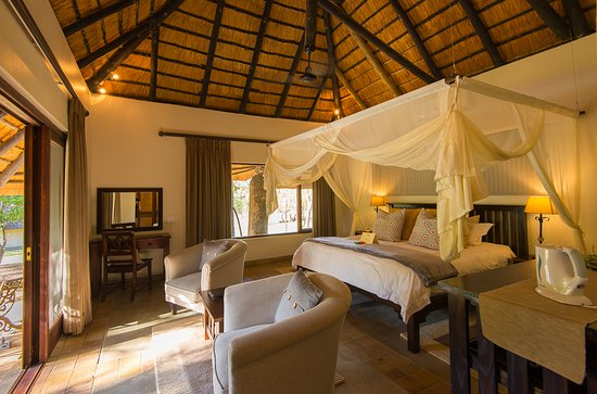 Inyati Game Lodge: Spacious rooms