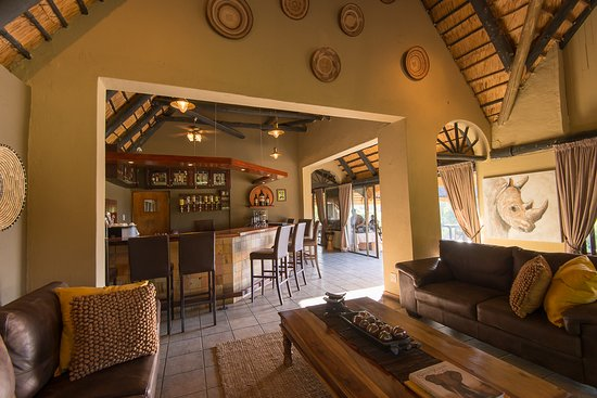 Inyati Game Lodge: Free WiFi