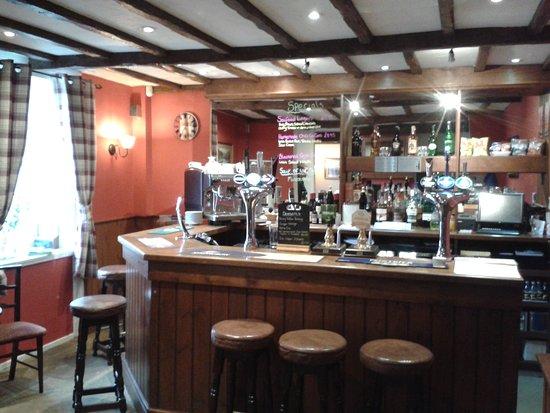 Wheatsheaf Inn: The Bar