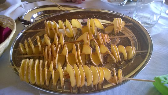 Vetralla, Ιταλία: Spiedino di patate