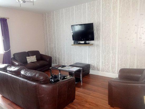 Stay Edinburgh City Apartments - Royal Mile: Total uden hygge.