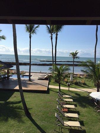 Arraial D'Ajuda Eco Resort: deck com piscina aquecida