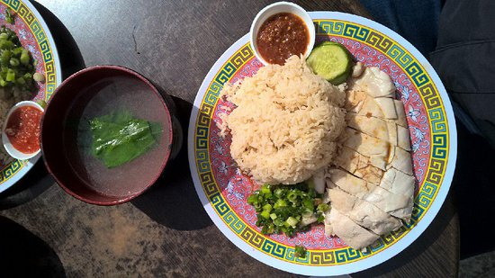 North Sydney, Australia: Hainan Chicken